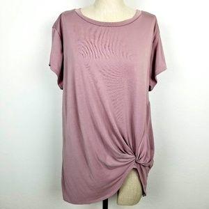Hummingird Soft Knit Short Sleeve T-Shirt